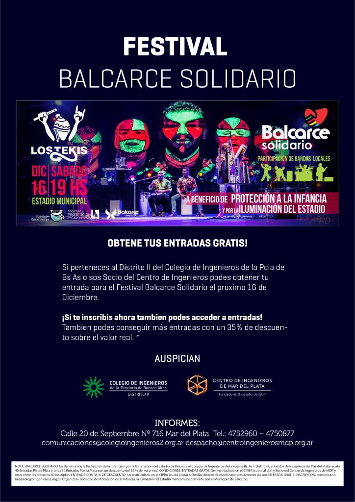 BALCARCE SOLIDARIO